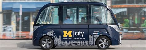 Michigan Just Made Driverless-vehicle History With A