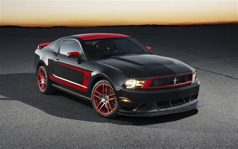 2012 Ford Mustang Boss Wallpaper