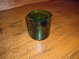 Comment Couper Du Verre : objets d co tutoriels et meubles en bois de palettes comment faire un verre ou un vase d 39 une ~ Preciouscoupons.com Idées de Décoration