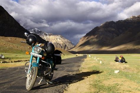Cross Country Motorcycle Trip