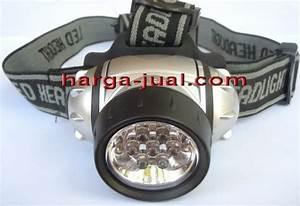 Lampu Kepala  U2013 Senter Led Praktis Untuk Outdoor