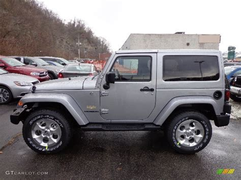 jeep metallic billet silver metallic 2013 jeep wrangler sahara 4x4