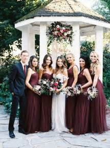 wine bridesmaid dresses best 25 wine bridesmaid dresses ideas on special occasion dresses
