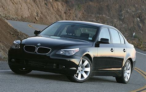 Used 2006 Bmw 5 Series Pricing & Features