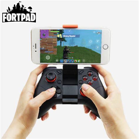 fortpad mobile controller fortnite edition fort plug