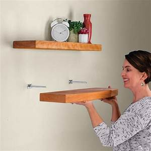 Blind Shelf Supports, Pair Rockler Woodworking and Hardware