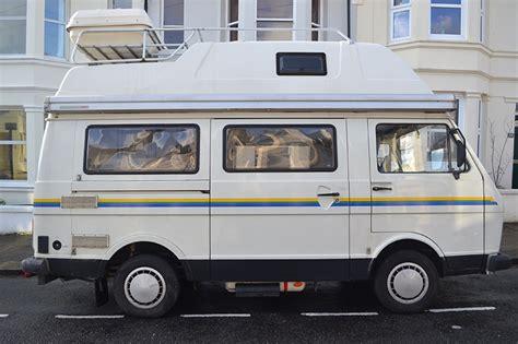 Importing a LHD Campervan (VW LT28 Westfalia Florida) Into