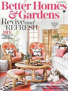 better homes and gardens magazine cover better homes and gardens magazine july 2017 edition texture unlimited access to digital