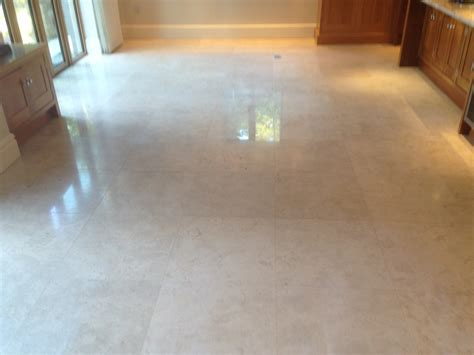 install kitchen floor tile travertine kitchen floor stripped and resealed in wilmslow 4717