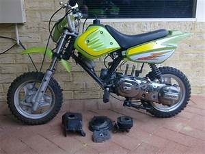 Help Needed Parts For 50cc Mini Dirt Bike