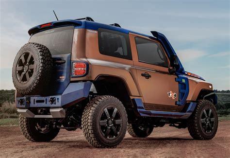fords troller  gains tx  road version  built