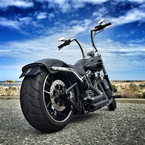 Harley Davidson Breakout Modification by Harley Davidson Breakout Fxsb Highball 14 Quot Apes Chopz