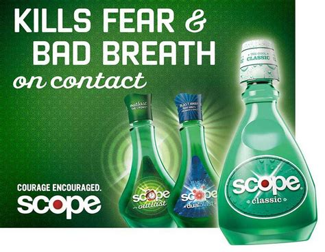 Amazon.com : Scope Classic Mouthwash Original Mint Flavor