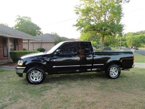 3 door ford truck sell used black 3 door 1998 ford f150 xlt 4 6l in
