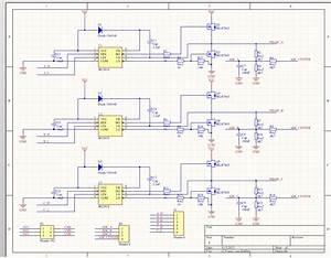 Schematics - Esc Scheme Adc Problem