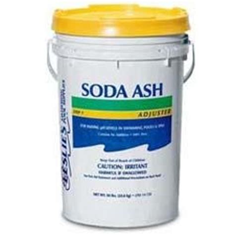 Soda Ash And Ta Increases For Upward Ph Changes