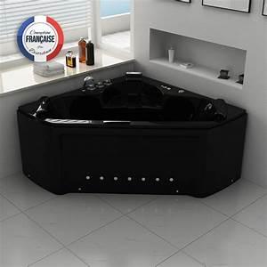 Prix Baignoire Balneo : petite baignoire d 39 angle pour gain de place baignoire ~ Edinachiropracticcenter.com Idées de Décoration
