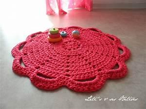 Tapis En Crochet : un fabuleux tapis leti 39 s ses betises ~ Teatrodelosmanantiales.com Idées de Décoration