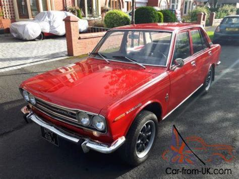 Datsun 510 Bluebird For Sale by Datsun 510 Bluebird Nissan Datsun