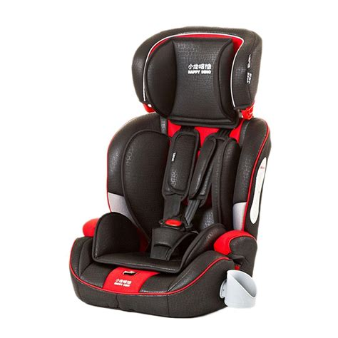 siege auto 1 2 3 colors child safety seat baby car seat isofix interface