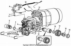 Homelite Ps14133 Powerstroke Pressure Washer Parts Diagram For Figure C