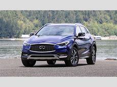 First Drive 2017 Infiniti QX30