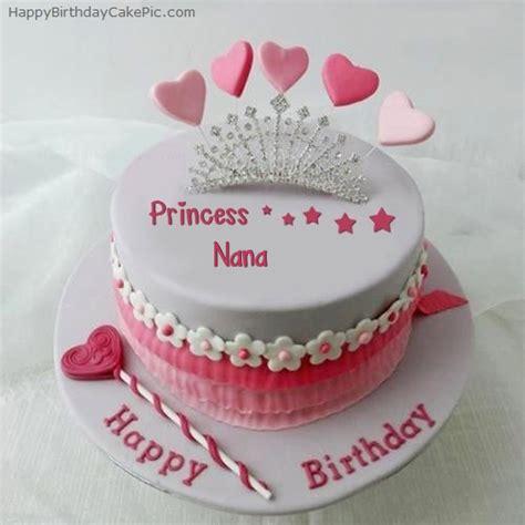 princess birthday cake  nana