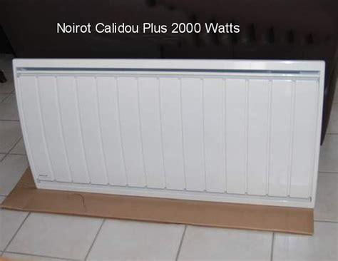 radiateur noirot calidou noirot calidou bruit insupportable