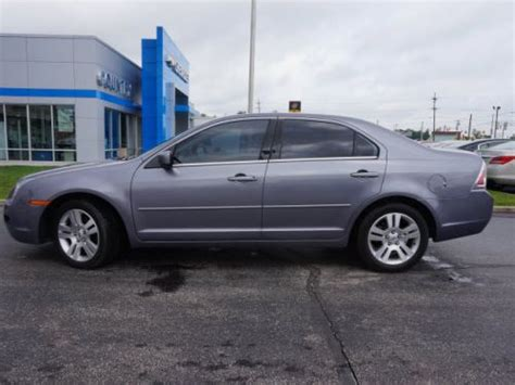 2006 Ford Fusion Mpg by Buy Used 2006 Ford Fusion Sel In 1845 N State St