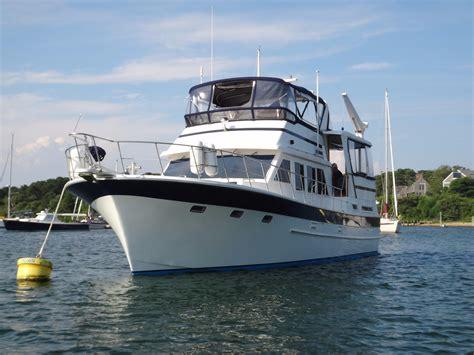 Boats For Sale Jefferson Nj by 1986 Jefferson 45 Motor Yacht Power Boat For Sale Www