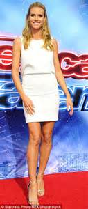 Mel Heidi Klum Show Some Skin The America Got