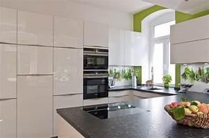 Küche Mit Granitarbeitsplatte : stunning k che mit granitarbeitsplatte photos home ~ Michelbontemps.com Haus und Dekorationen