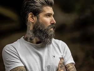 Kit Entretien Barbe Hipster : barbe hipster le style poils style pinterest hipster barbe barbe longue et coupe de ~ Dode.kayakingforconservation.com Idées de Décoration