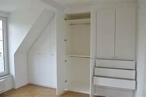 Möbel Dachschräge Ikea : einbauschrank dachschr ge schreinerei delmes k ln ~ Michelbontemps.com Haus und Dekorationen