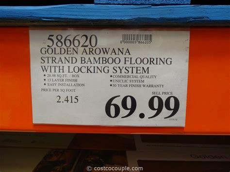 Golden Arowana Bamboo Flooring by Bamboo Flooring Costco Roselawnlutheran