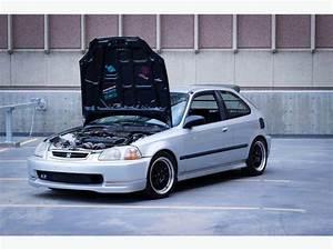 1998 Honda Civic Jdm B20b Turbo North Regina  Regina