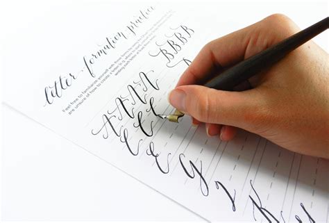 How Do You Learn Calligraphy ? Dsignz