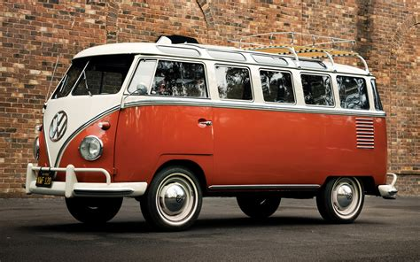 Volkswagen T1 Wallpaper 1958 volkswagen t1 samba us wallpapers and hd