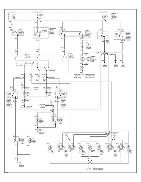 Looking For Taillight Wiring Diagram The Owner