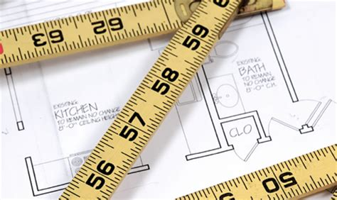 measure kitchen cabinets