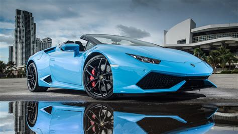 car lamborghini lamborghini huracan lp 610 4 spyder wallpaper hd car