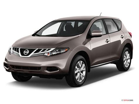 2014 Nissan Murano Specs And Features