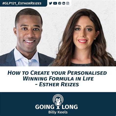 How to Create your Personalised Winning Formula in Life ...