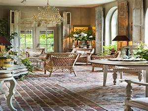 French Room Decor French Country Brick Flooring French