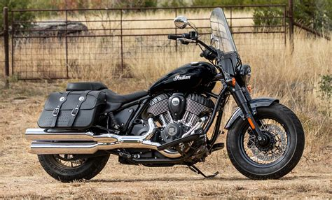 2022 Indian Super Chief Guide • Total Motorcycle