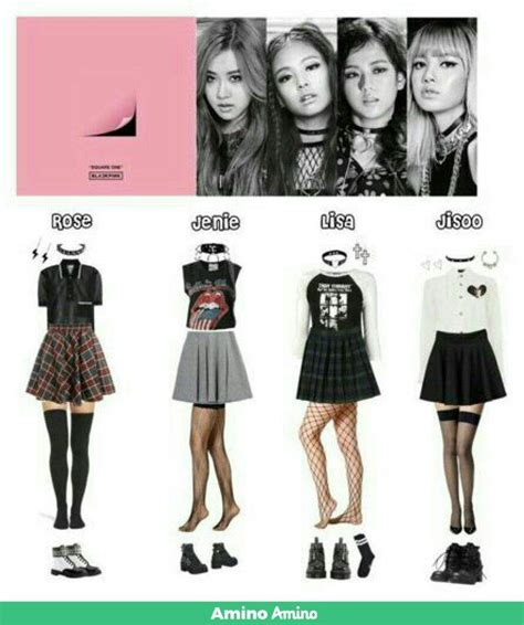 outfits blackpink pop amino