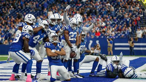 indianapolis colts players  meeting turned