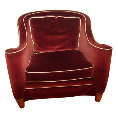 velvet club chair by drexel heritage 1 700 est retail