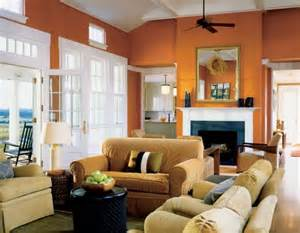 orange livingroom the underused interior design color how to use orange indoors