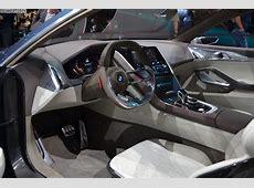 BMW M8 Gran Coupé Concept Car für Genf 2018 mit vier Türen
